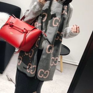 Gucci  Gorgeous big scarf/ cape
